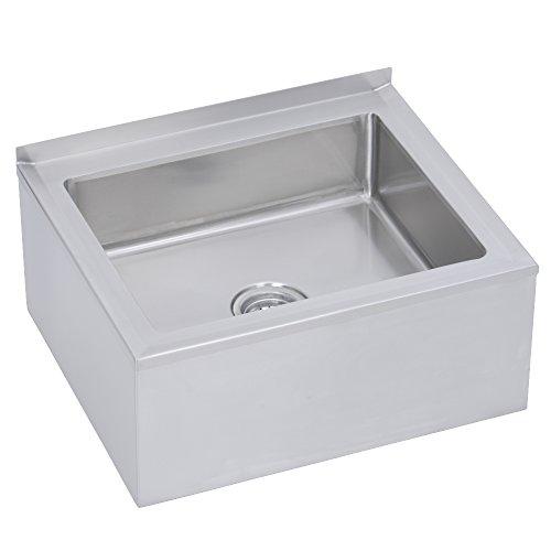 Fenix Sol Stainless Steel Commercial Mop Sink 24 L X 20 W
